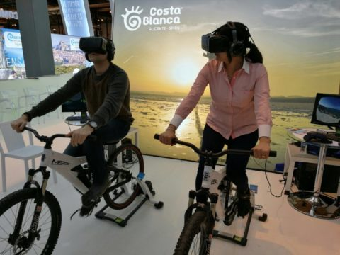 Simuladores Virtuales de Ciclismo 360