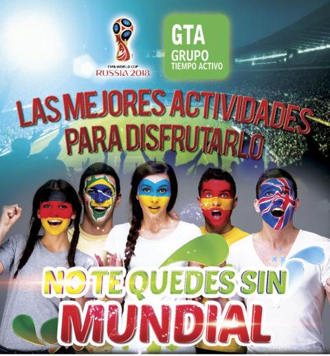 Mundial de fútbol ...las mejores actividades para disfrutarlo de manos de GTA