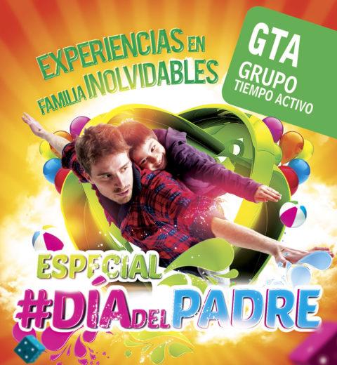 Experiencias en familia INOLVIDABLES en el #DíaDelPadre