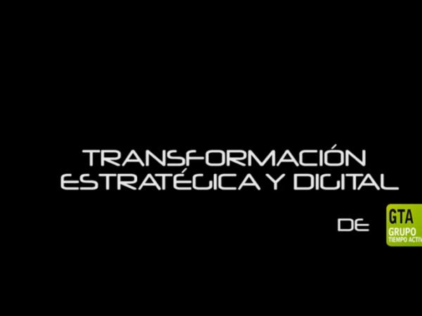 Transformación digital y tecnológica en la empresa