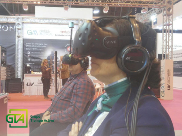 La Realidad Virtual en el software para Ópticas ...por [GTA Lab]