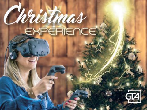 Christmas Experience ...en GTA ya estamos preparando la Navidad!