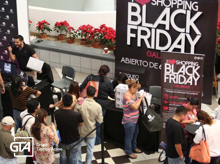 Que Es El Black Friday Y Como Revoluciona Los Centros Comerciales