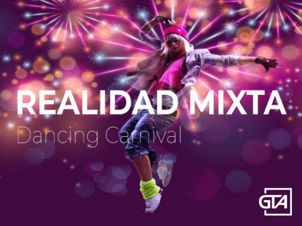 Baila al son del Carnaval ...con Grupo Tiempo Activo