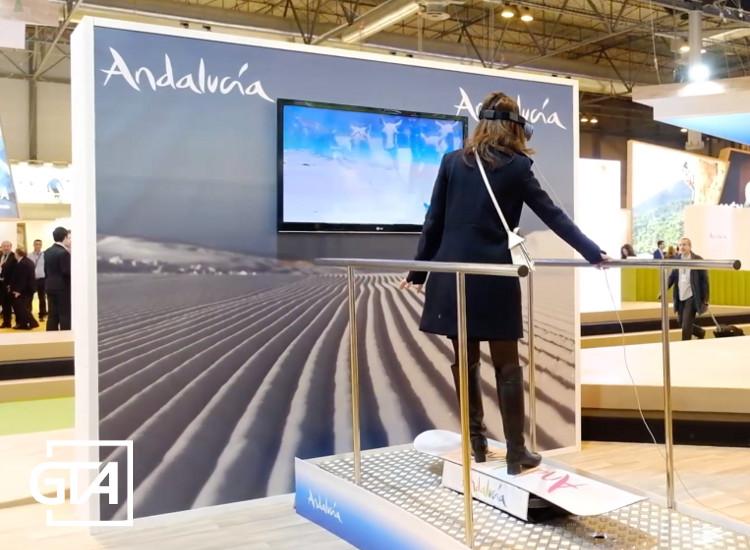 Realidad Virtual en la Promoción Turística... #FITUR2019