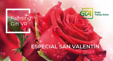 En el día de San Valentín ...dibuja tu regalo en 3D con la Realidad Virtual