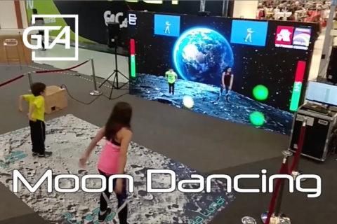 Moon Experience ...tu también puedes dar un gran paso!