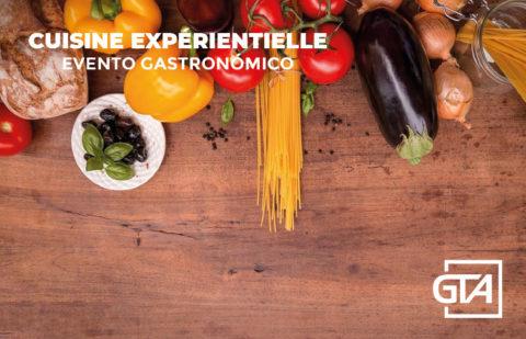 Cuisine Expérientielle, nuevas experiencias.
