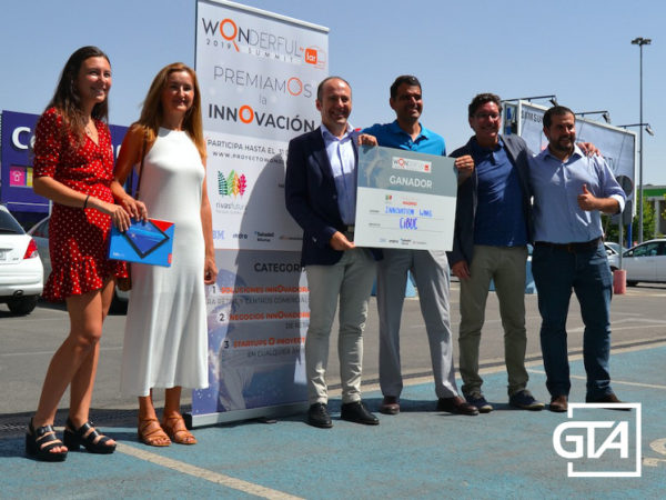 CIBUC, de Innovation Wars, startup ganadora del concurso de innovación «Wonderful»