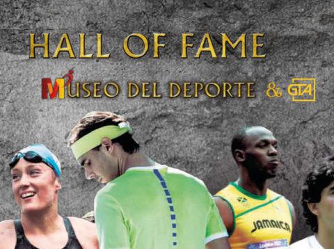 El Museo del Deporte 'Hall of Fame' ...y VR Sport Experience