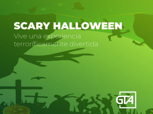 Experiencias terroríficas para Halloween: Scary Halloween VR